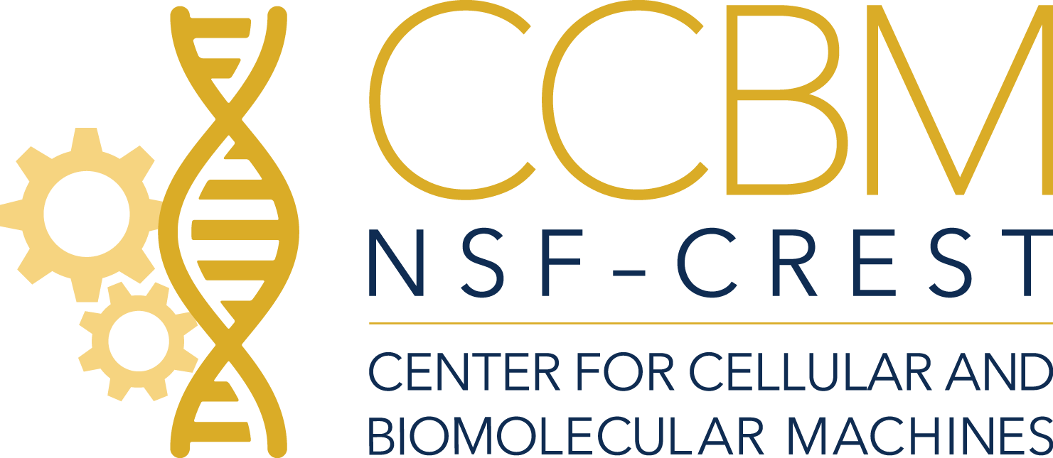 CCBM: Center for Cellular and Biomolecular Machines