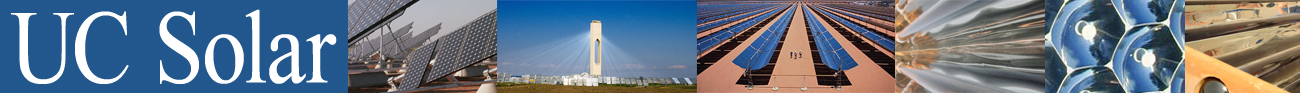 UC Solar: UC Advanced Solar Technologies Institute